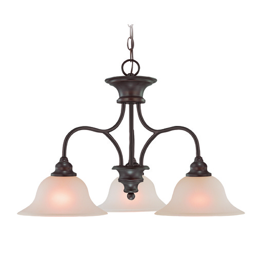 Craftmade Lighting Craftmade Linden Lane Old Bronze Chandelier 26323-OB