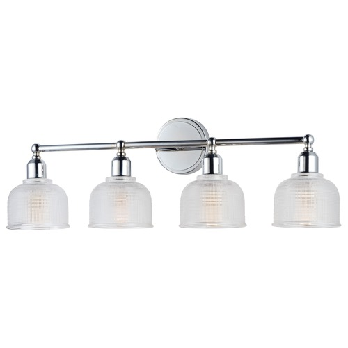 Maxim Lighting Maxim Lighting Hollow Polished Chrome Bathroom Light 11324CLPC