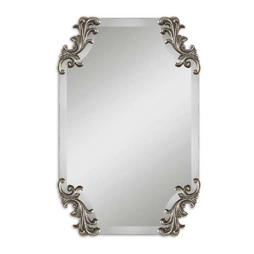 Uttermost Lighting Rectangle 19.25-Inch Mirror 08087