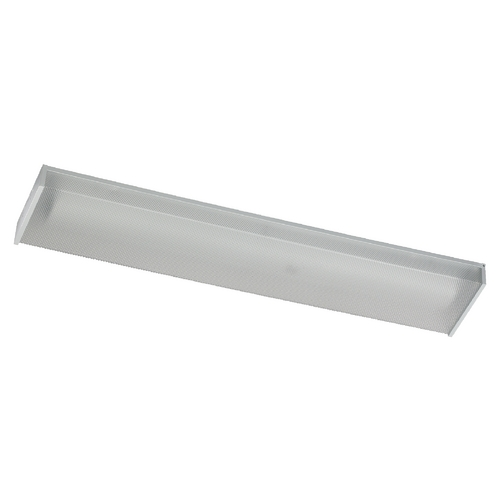 Quorum Lighting Quorum Lighting White Flushmount Light 82049-2-6