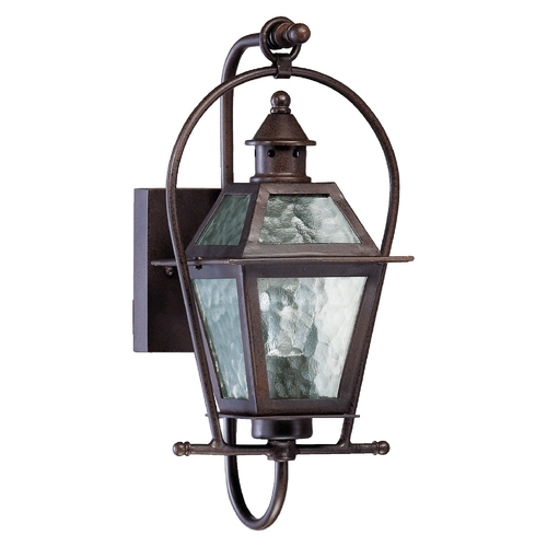 Quorum Lighting Quorum Lighting Bourbon Street Oiled Bronze Outdoor Wall Light 7919-1-86