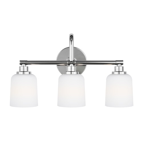 Feiss Lighting Feiss Lighting Reiser Chrome Bathroom Light VS23903CH