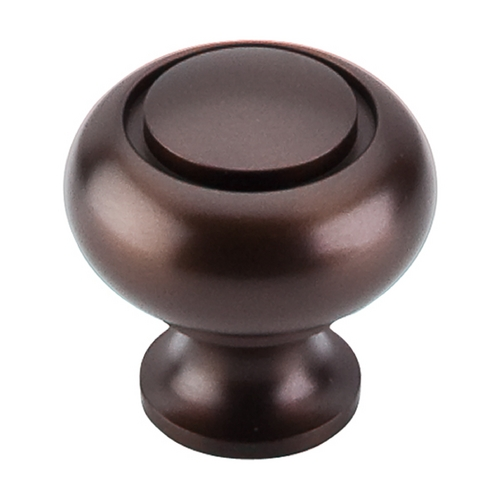 Top Knobs Hardware Cabinet Knob in Oil Rubbed Bronze Finish M774