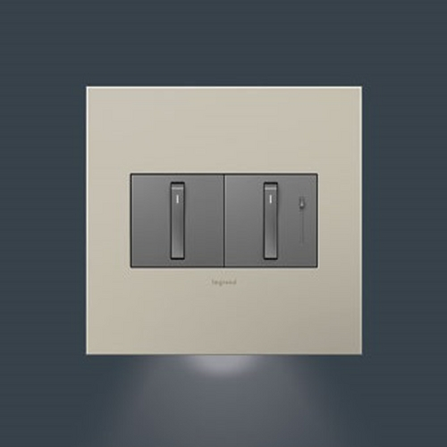 Legrand Adorne Legrand Adorne Accent Nightlight 2-Gang AAAL2G2