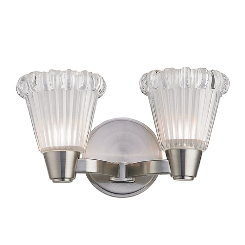 Hudson Valley Lighting Hudson Valley Lighting Varick Satin Nickel Sconce 3442-SN