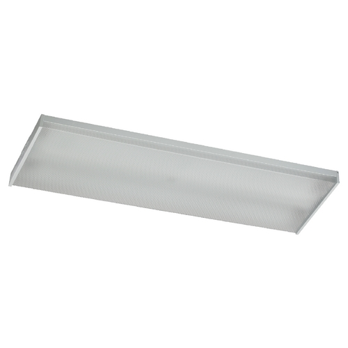 Quorum Lighting Quorum Lighting White Flushmount Light 82049-4-6