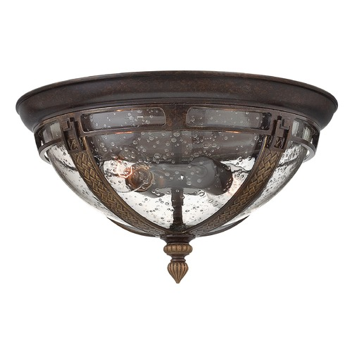 Hinkley Lighting Hinkley Lighting Key West Regency Bronze Close To Ceiling Light 2903RB