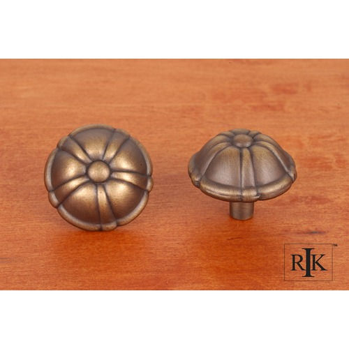 RK International Large Petal Knob CK703AE