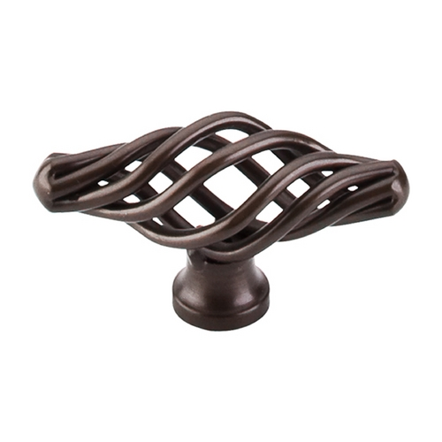 Top Knobs Hardware Cabinet Knob in Oil Rubbed Bronze Finish M775