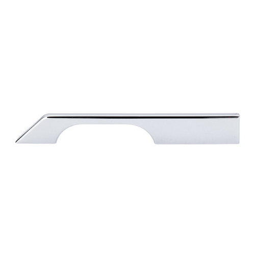Top Knobs Hardware Modern Cabinet Pull in Polished Chrome Finish TK15PC