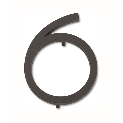 Atlas Homewares Bronze House Number AVN6-O