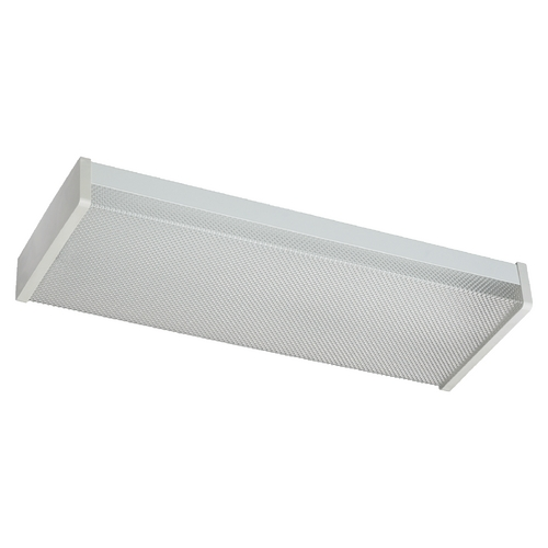 Quorum Lighting Quorum Lighting White Flushmount Light 82124-2-6