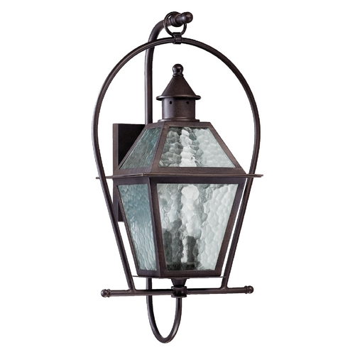 Quorum Lighting Quorum Lighting Bourbon Street Oiled Bronze Outdoor Wall Light 7919-3-86