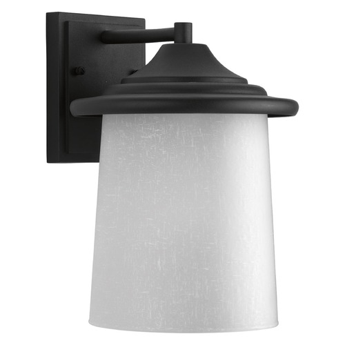 Progress Lighting Progress Lighting Essential Black Outdoor Wall Light P6060-31