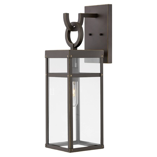 Hinkley Hinkley Porter Oil Rubbed Bronze Outdoor Wall Light 2804DZ