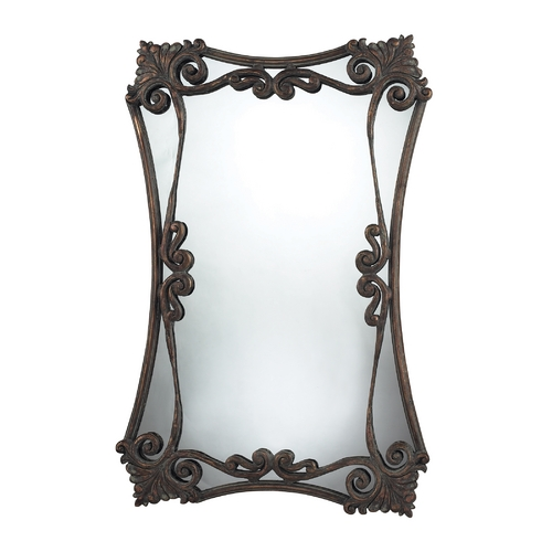 Sterling Lighting Rectangle 24-Inch Mirror 114-04