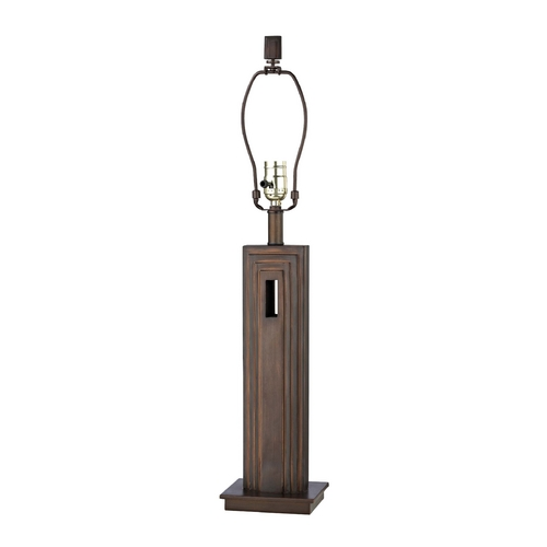 Dolan Designs Lighting Bronze Table Lamp with Three-Way Switch 13711-133