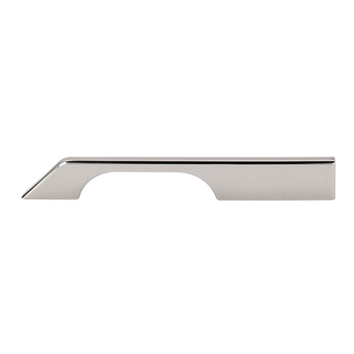 Top Knobs Hardware Modern Cabinet Pull in Polished Nickel Finish TK15PN