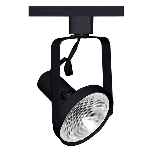 Juno Lighting Group Juno Lighting Group Black Tones Track Light Head T689 BL
