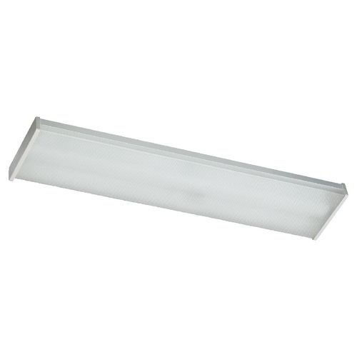 Quorum Lighting Quorum Lighting White Flushmount Light 82148-2-6