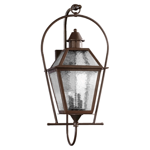 Quorum Lighting Quorum Lighting Bourbon Street Oiled Bronze Outdoor Wall Light 7919-4-86