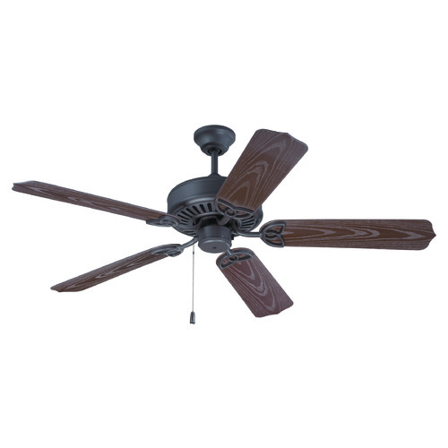 Craftmade Lighting Craftmade Lighting Outdoor Patio Fan Brown Ceiling Fan Without Light K10369