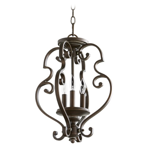 Quorum Lighting Quorum Lighting San Miguel Vintage Copper Pendant Light 2873-13-39