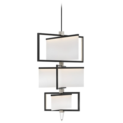 Hinkley Hinkley Folio Black LED Chandelier 3000K 8850LM 32508BLK