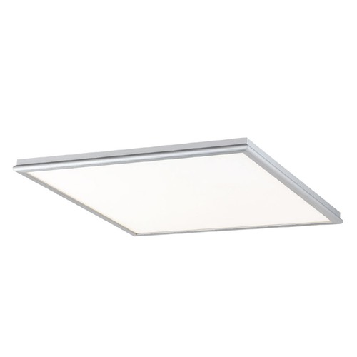 Modern Forms by WAC Lighting Neo LED Flush Mount FM-3718-AL