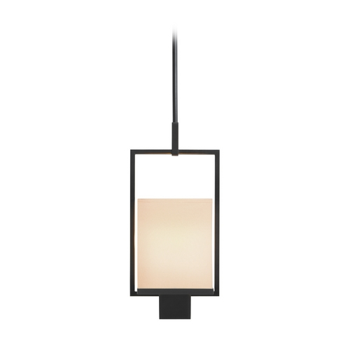 Sonneman Lighting Modern Mini-Pendant Light with White Shade 4492.51