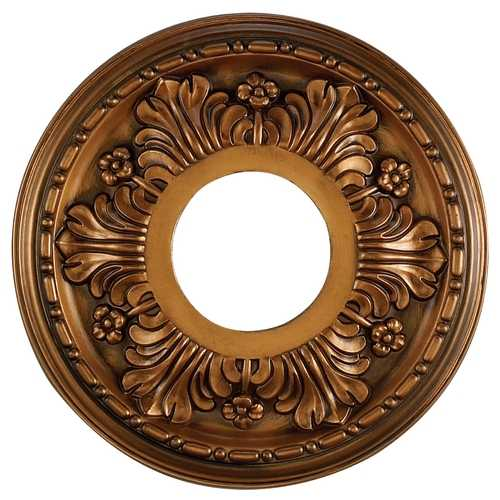 Elk Lighting Medallion in Antique Bronze Finish M1000AB