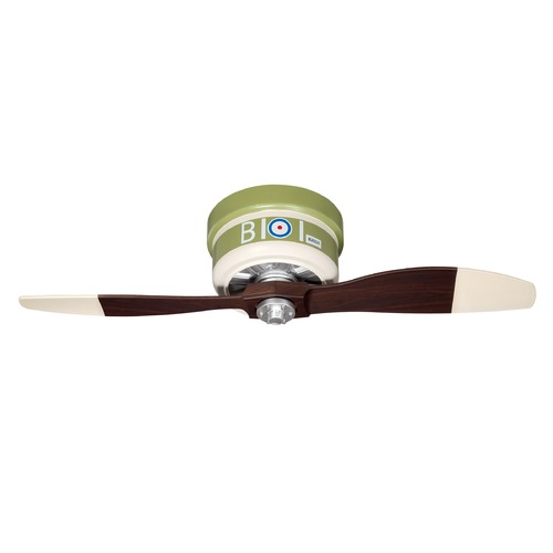 Craftmade Lighting Craftmade Lighting Warplanes Sopwith Camel Ceiling Fan with Light WB242SC2