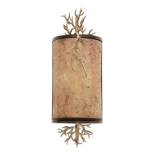 Kalco Lighting Kalco Lighting Oakham Bronze Gold Sconce 6612BZG