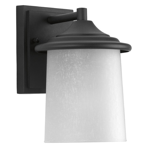 Progress Lighting Progress Lighting Essential Black Outdoor Wall Light P6059-31