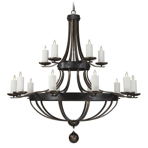 Savoy House Savoy House Lighting Alsace Reclaimed Wood Chandelier 1-9544-15-196