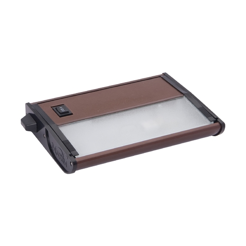 Maxim Lighting Maxim Lighting Countermax Mx-X12 Metallic Bronze 7-Inch Linear Light 87849MB