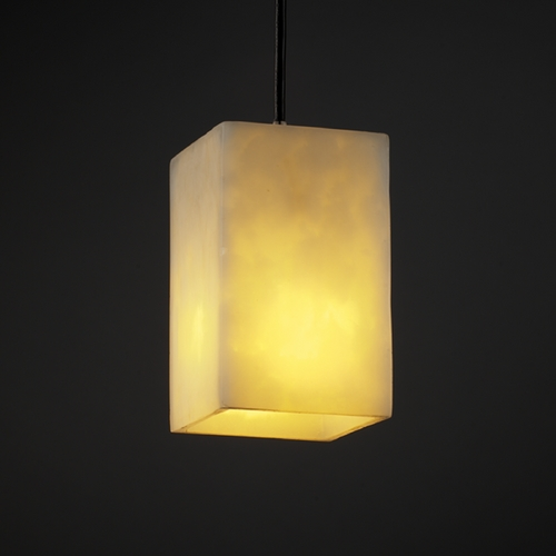 Justice Design Group Justice Design Group Clouds Collection Mini-Pendant Light CLD-8816-15-NCKL