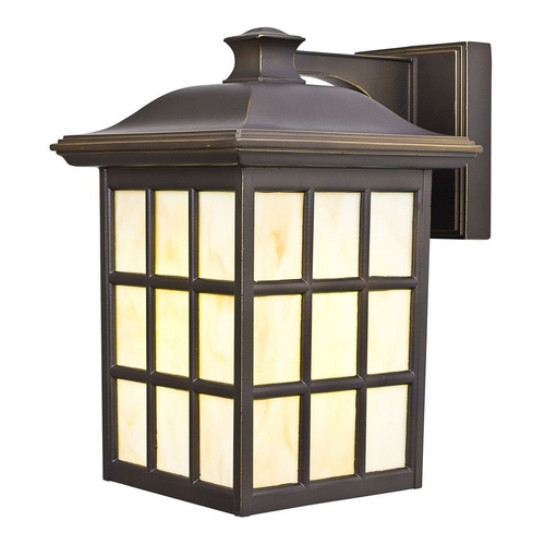 Design Classics Lighting Energy Star Outdoor Wall Light - 11-1/8-Inches Tall 9715ES-2-78