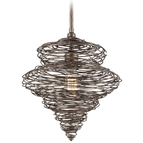 Troy Lighting Troy Lighting Shelter Revolution Bronze Pendant Light F4772