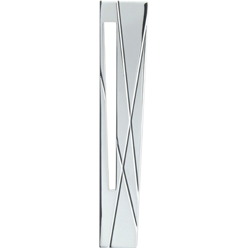 Atlas Homewares Modern Cabinet Pull in Polished Chrome Finish 253R-CH