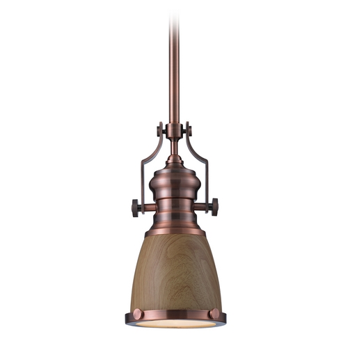 Elk Lighting Mini-Pendant Light 66712-1