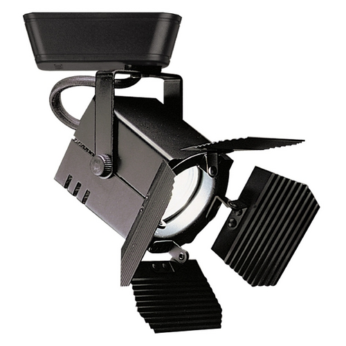 WAC Lighting Wac Lighting Black Track Light Head JHT-801-BK