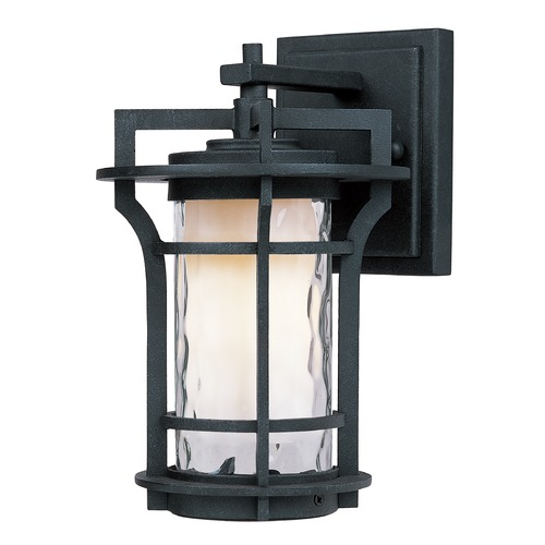 Maxim Lighting Maxim Lighting Oakville LED Black Oxide LED Outdoor Wall Light 55782WGBO