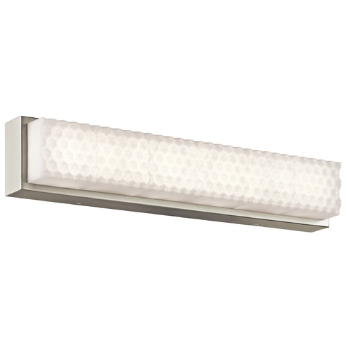 Elan Lighting Elan Lighting Merco Brushed Nickel LED Bathroom Light 83653