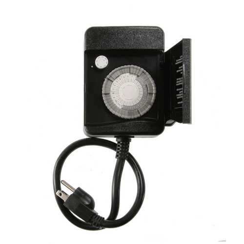 Westek Lighting Outdoor Timer for Appliance and Lighting TM12DOLB