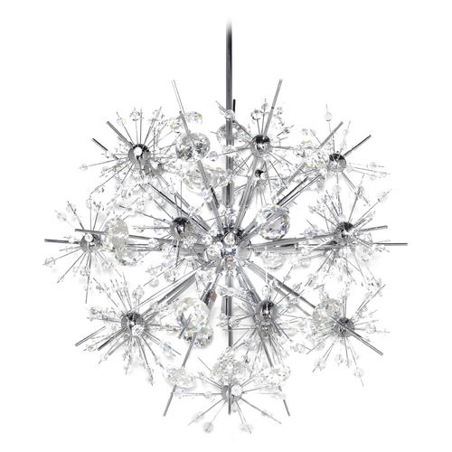 Maxim Lighting Maxim Lighting Starfire Polished Chrome Chandelier 39745BCPC