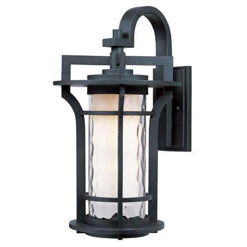 Maxim Lighting Maxim Lighting Oakville LED Black Oxide LED Outdoor Wall Light 55784WGBO