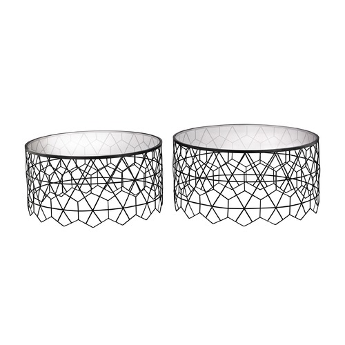 Sterling Lighting Sterling Vector Coffee Tables 3200-085/S2