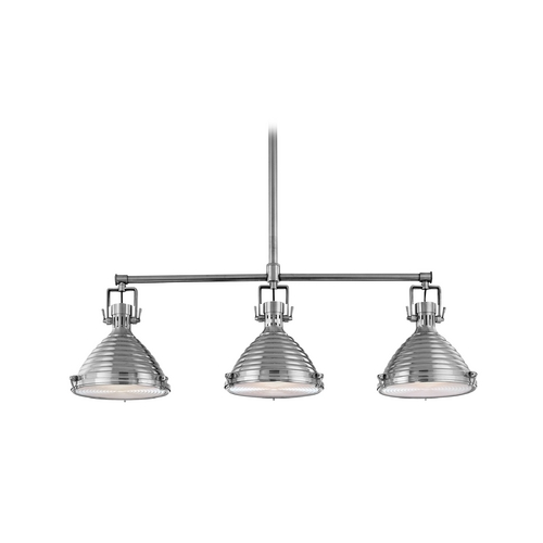 Hudson Valley Lighting Modern Island Light in Polished Nickel Finish 5123-PN