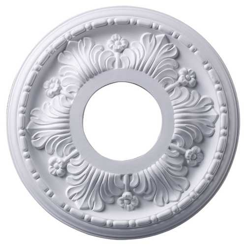 Elk Lighting Medallion in White Finish M1000WH